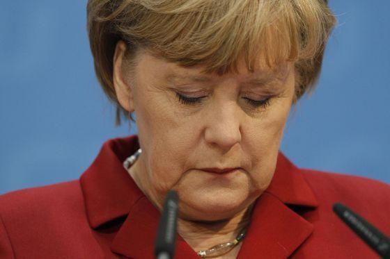 Angela Merkel se halla en una situación complicada. Foto tomada de El País.