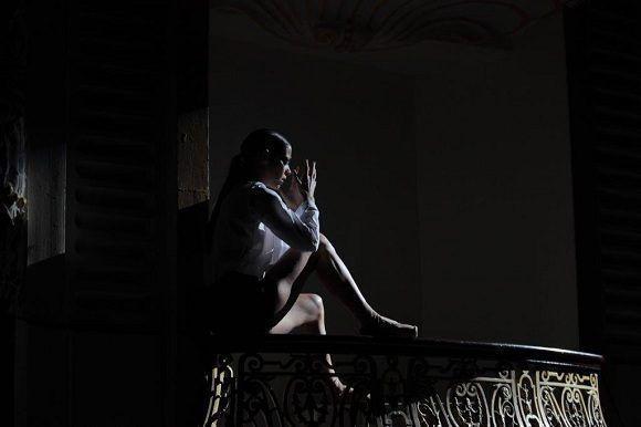 """Corógrafa cubana estrenará """"Anyali"""" en el Gran Teatro de La Habana, Alicia Alonso. Foto: BNC."""