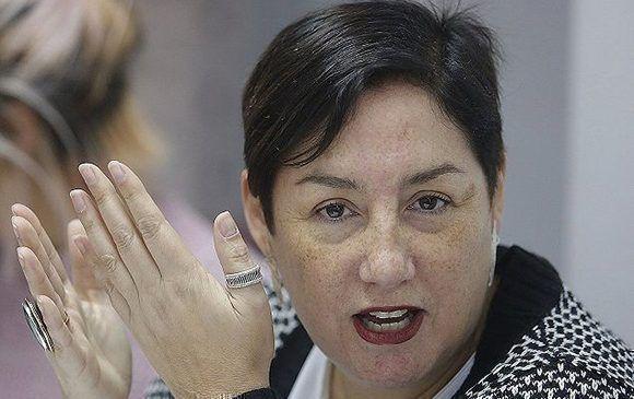 Beatriz Sánchez. Foto: ATON.