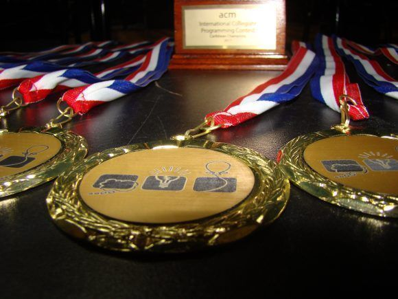 Las medallas codiciadas