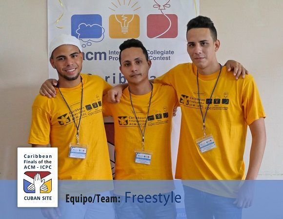 Equipo Freestyle