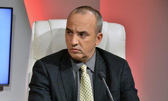 Ernesto Soberón, director de DACRE. Foto: Roberto Garaycoa/ Cubadebate.