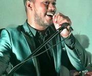 Ethiel Failde, director de la Orquesta Failde. Foto: Pedro Pablo Cruz.