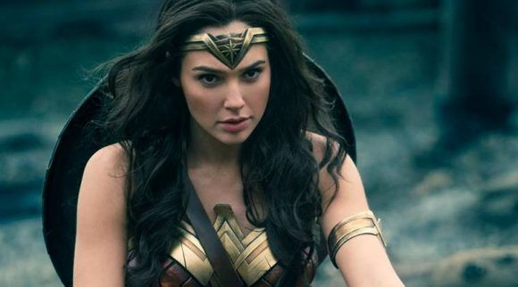 Gal Gaddot en Wonder Woman. Foto tomada de The Indian Express.