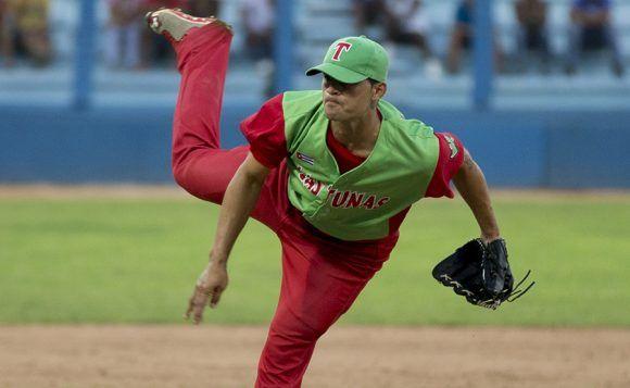 Diego Granado inmenso en el Latino. Foto: Ismael Francisco/ Cubadebate.