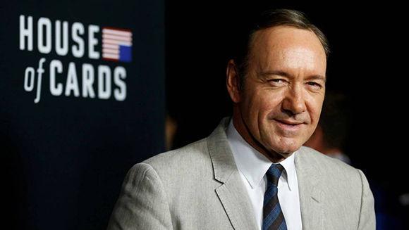 """Netflix suspende todo vínculo de Kevin Spacey con el futuro de """"House of Cards"""". Foto: Reuters."""