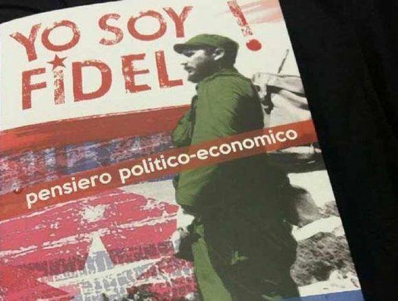 Libro Yo soy Fidel.