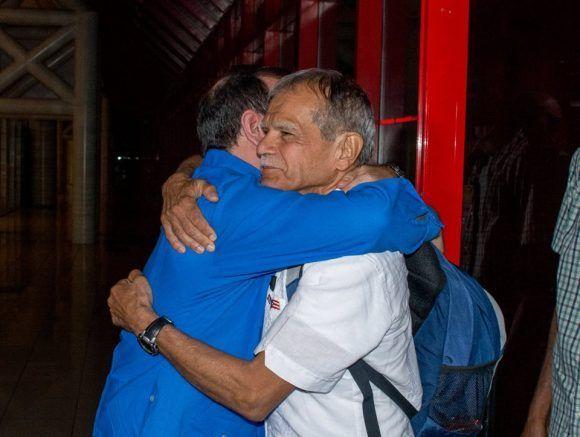 Llega a Cuba el héroe puertorriqueño Oscar López Rivera