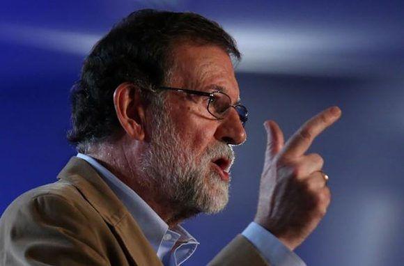 El 55 por ciento de los españoles está descontento con la gestión de Mariano Rajoy al punto que desean nuevas elecciones. Foto: Reuters.