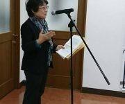 Michiyo Yamanaka, traductora de la Embajada cubana en Japón, quien trabajó en varias ocasiones con Fidel. Foto: EmbaCuba Japón