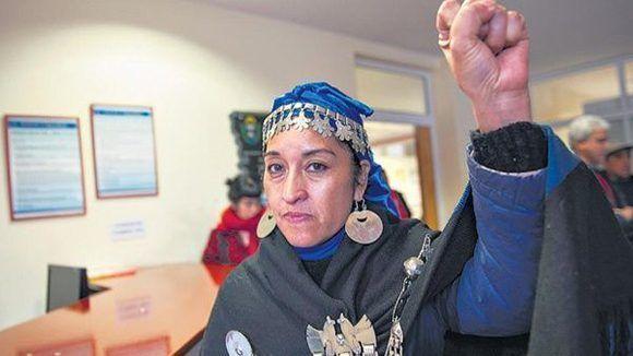 Moira Millan ha llevado adelante la lucha y resistencia de la etnia Mapuche