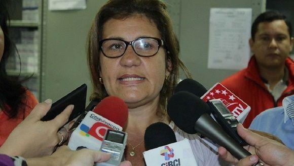 Pasqualina Curcio: Guerra económica busca socavar la Revolución