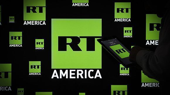 El gobierno de EEUU obligó a RT America a inscribirse como medio de prensa extranjero. Foto: Jaap Arriens/ Global Look Press.