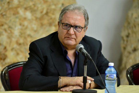 Riccardo Fraccari. Foto: Roberto-Garaicoa/ Cubadebate.