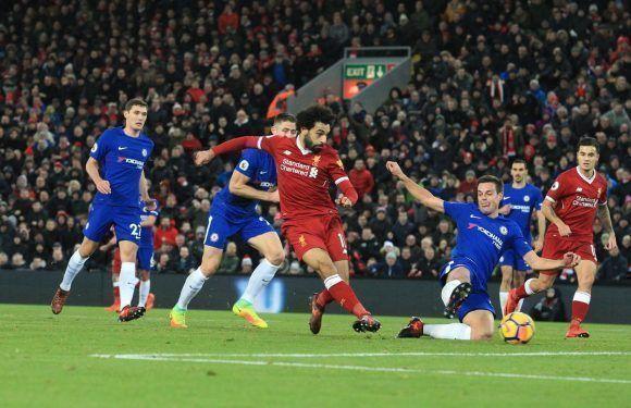 Salah está teniendo una gran temporada. Foto: @LFC.