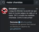 twitter-matar-chavistas-portada