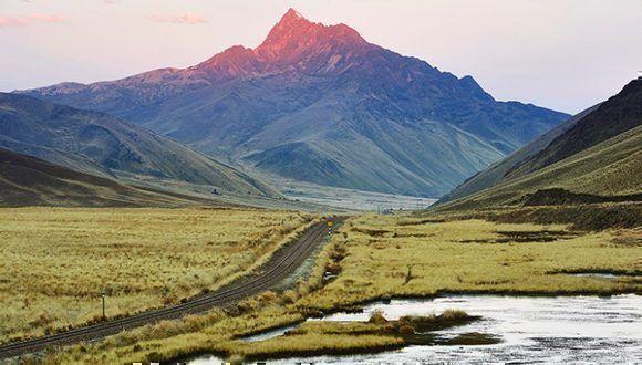 Andes peruanos. Foto: Belmond
