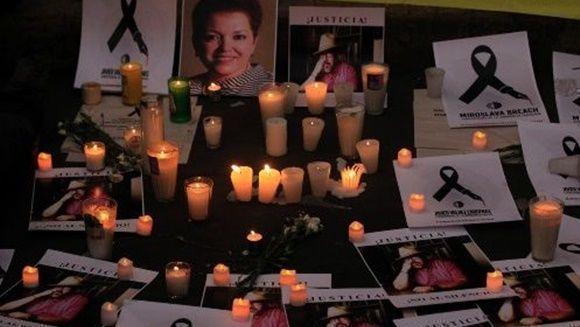 Desde 2000 ha aumentado el asesinato de comunicadores en México.   Foto: EFE (referencial)