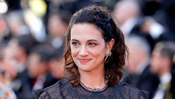 Actriz italiana Asia Argento. Foto: Getty Images