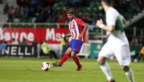 Atlético de Madrid gana al Eleche 3-0. Foto: Mundo Deportivo
