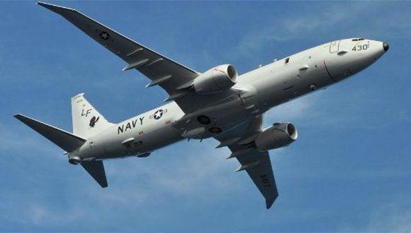 Uno de lo aviones enviado por Estados Unidos llegará a Buenos Aires con 21 tripulantes. Foto: Sputnik Nóvosti