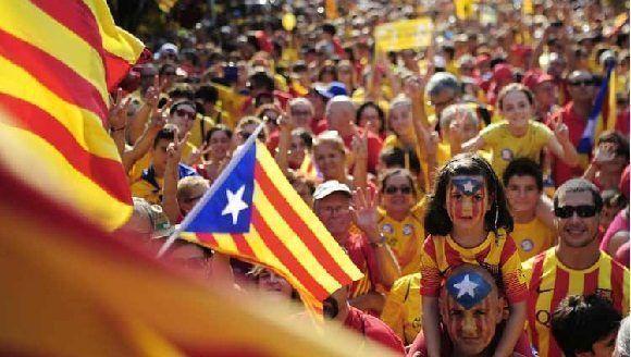 Mayoría de catalanes por buscar acuerdo con gobierno español