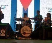 La Colmenita en el concierto 87 de la Gira por los barrios de Silvio Rodríguez. Foto: Iván Soca