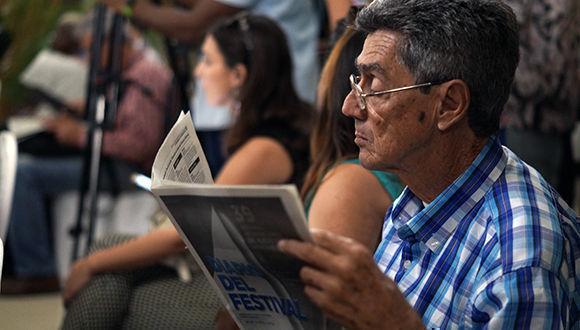 El 39 Festival Internacional del Nuevo Cine Latinoamericano tendrá por sedes 10 salas de La Habana. Foto: Leysi Rubio / Cubadebate