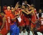 Cuba clasificó in extremis al Mundial de Voleibol. Foto: Raúl Calvo