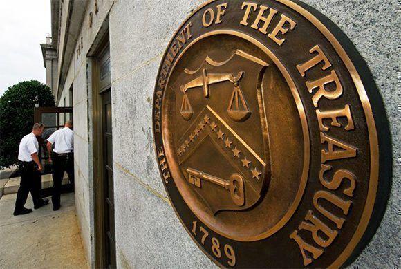 """El Departamento del Tesoro de los Estados Unidos continúa imponiendo multas a empresas que se """"salen de la raya"""" con respecto a Cuba."""