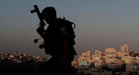 Israel separa el pueblo palestino de Al Walaya de su histórico manantial. Foto: Sputnik.