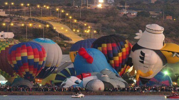 Este festival se ha celebrado durante 16 años en México. Foto:Plaza Principal de León Tw.
