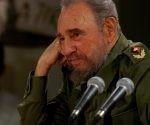 """Preside el Comandante en Jefe Fidel Castro la Tercera Parte de la Mesa Redonda Informativa """"La extraordinaria obra educacional cubana y el nuevo curso escolar"""". Foto.- Ismael Francisco Gonzalez."""
