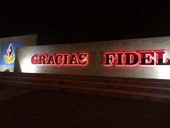 En Santa Clara. Foto tomada con el celular / RAF / Cubadebate