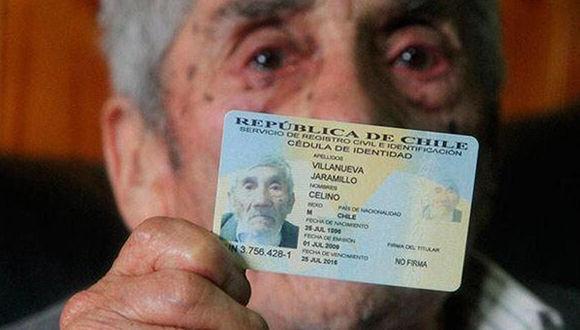Celino Villanueva tiene 121 años y es el hombre más viejo del mundo. Foto: La Vanguardia