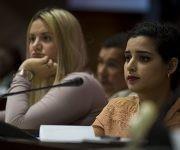 ICOM-2017 sesiona en el Palacio de las Convenciones hasta el próximo vienres. Foto: Irene Pérez/ Cubadebate.