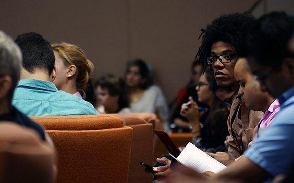 ICOM-2017 se celebra esta semana hasta el viernes 17 de noviembre. Foto: Leysi Rubio/ Cubadebate.