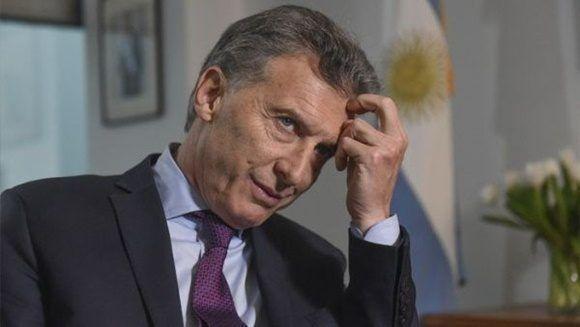 El pueblo argentino desaprueba la gestión de Macri esto frente a la aprobación del empresario en los sectores pudientes de Argentina. | Foto: Reuters