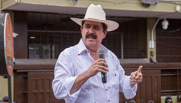 Honduras dice que negó ingreso a Los Guaraguao