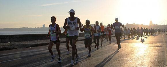 En Marabana-2017 participarán unos cinco mil corredores. Foto: mapoma.es/marabana