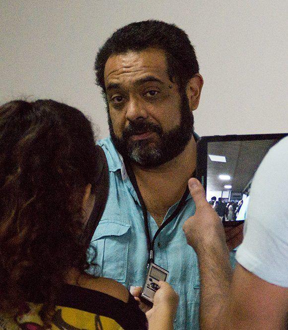 A. Guerrero es docente de la Universidad La Salle en Cancún. Foto: Yadiana S. Gibert/ Cubadebate.