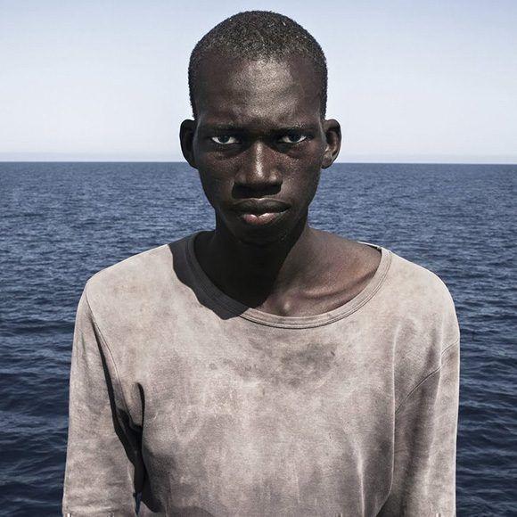 Este retrato obruvo el primer premio entre más de cinco mil fotografías. Foto: César Dezfuli.