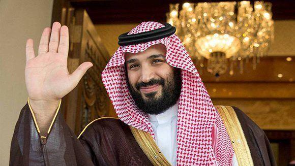 Mohamed Bin Salmán. Foto: Reuters.
