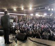 La Orquesta Failde se prensenta en varias ciudades mexicanas. Foto: Pedro Pablo Cruz.
