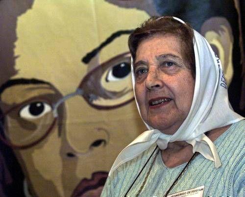 Dolor en Argentina por deceso de Marta Vázquez, defensora de los derechos humanos