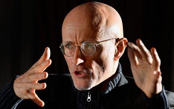 El profesor italiano Sergio Canavero. Foto:  Jeff J Mitchell/ Getty Images.
