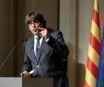 Carles Puigdemont. Foto: Reuters.