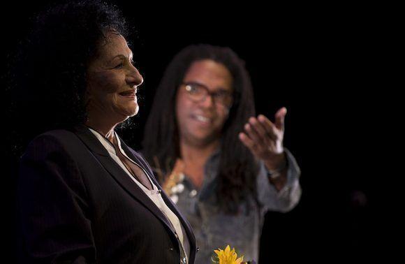 Concierto de Raúl Torres, invitada Beatriz Marquez, en el Teatro Mella. Foto: Ismael Francisco/ Cubadebate.