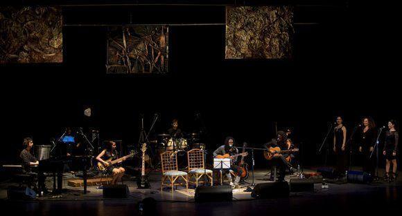 Concierto de Raúl Torres en el Teatro Mella. Foto: Ismael Francisco/ Cubadebate.