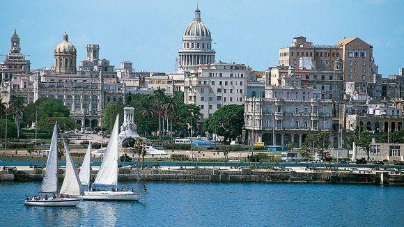 Vista de La Habana: Foto: Archivo.